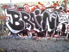 Brain Burner (Coyotecat6) Tags: family art dead known graffiti los king die angeles body zombie graf brain oatmeal dk brains graff jacks burner oats bodyart zombe dkf jaxoe dieknown