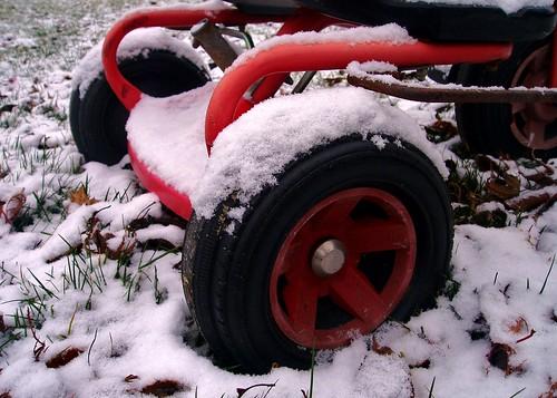 Snow Day Trike