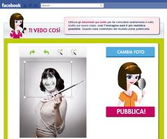 Applicazione Facebook eBay