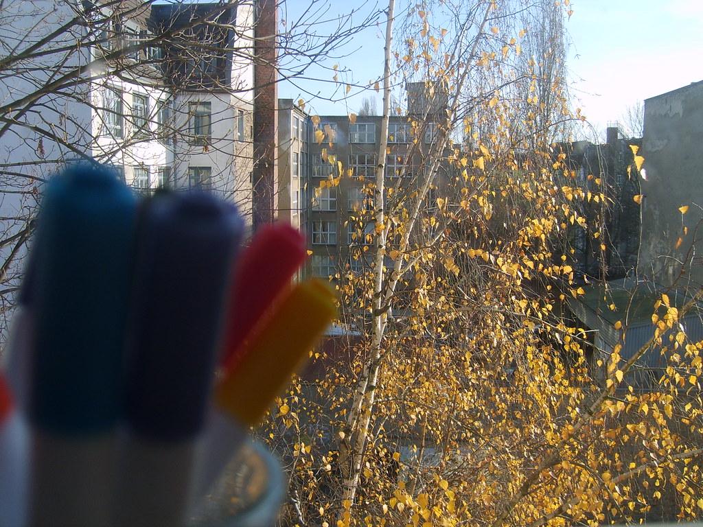 Sunny Berlin November
