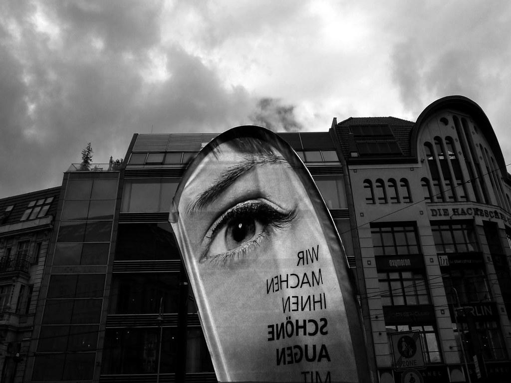 el ojo de la ciudad