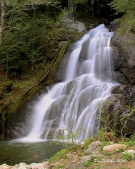Moss Glen Falls - Granville, VT (Don3rdSE) Tags: longexposure travel vacation mountains nature water canon landscape eos waterfall spring vermont natural action granville scenic flowing vt silky softwater 50d mossglenfalls canon50d may2010 oltusfotos don3rdse bestofmywinners bestofblinkwinners