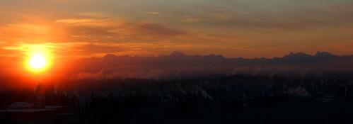December 1st Sunrise
