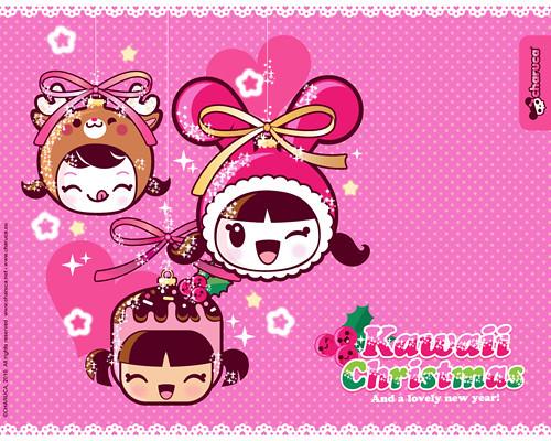 Charuca Wallpaper Navidad