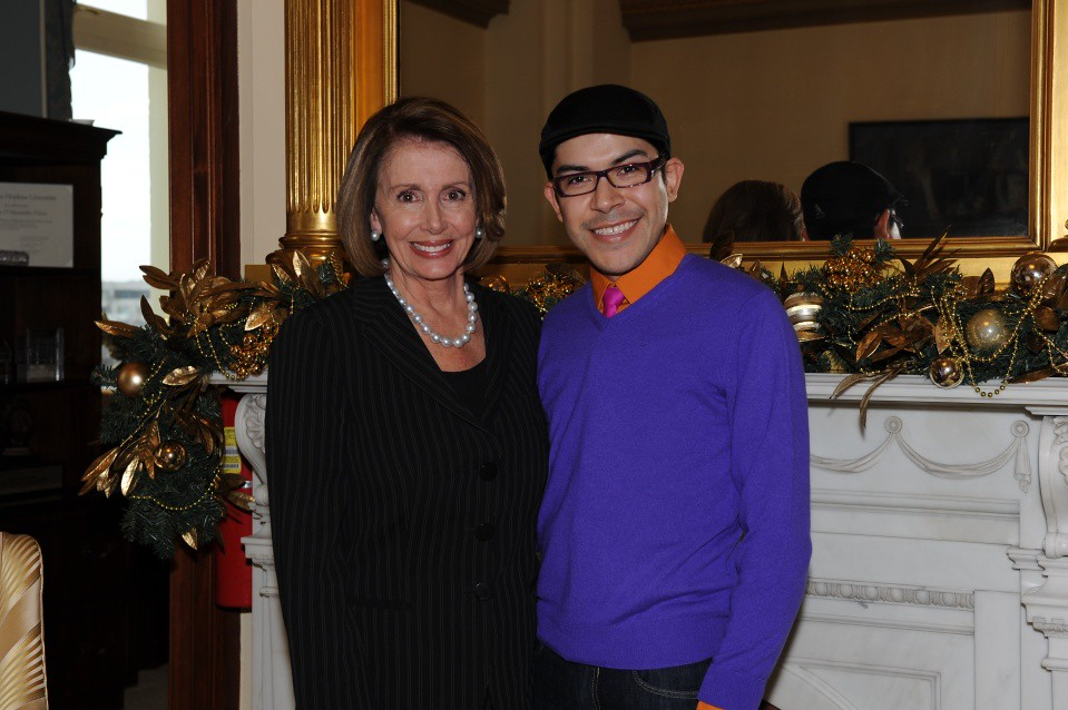 Speaker Pelosi and Mondo Guerra