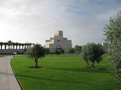 museum (Mme Shino) Tags: museum qatar 短歌