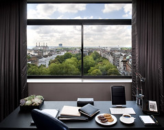 Royal Suite View (Jumeirah Carlton Tower) Tags: londonskyline cadogangardens londonviews luxuryhotelknightsbridge jumeirahcarltontower royalsuiteviews luxuryhotelsuiteslondon