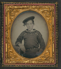 [Unidentified young sailor in Union uniform] (LOC) (The Library of Congress) Tags: usa unitedstatesofamerica union civilwar libraryofcongress sailor yankee yankees usnavy usn thenorth theunion unitedstatesnavy americancivilwar warbetweenthestates uscivilwar thecivilwar xmlns:dc=httppurlorgdcelements11 dc:identifier=httphdllocgovlocpnpppmsca26950
