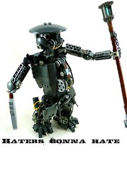 Haters Gonna Hate. (Lego Junkie.) Tags: lego apocalypse hate gonna apoc haters apocalego snowpoc