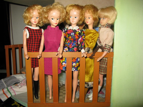 Mary Make Up Dolls &
