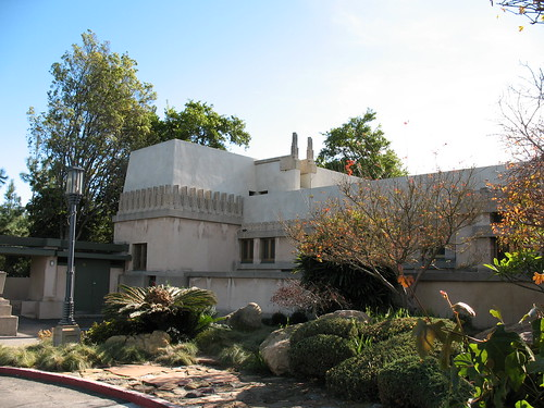 Hollyhock House 1921