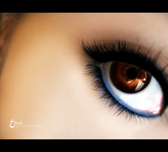 !!    (3    d ) Tags: blue eye canon  eyeliner     3houd ohoud