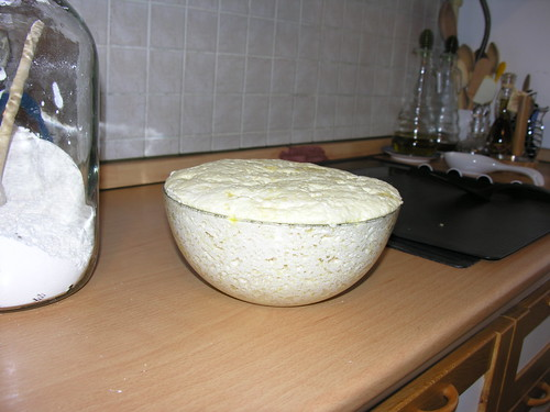 Ránktámadt a tészta!