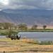 Ngorongoro picnic spot panaroma 1