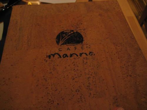 Cafe Manna