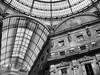 Gallerie Vittorio Emanuele II (ThomasSoerenes) Tags: life street roof light sky blackandwhite italy white black milan canon shopping milano 550d thomassoerenes thomassørenes thomasoskarsørenes sørenes soerenes