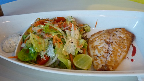 Koh Samui Grilled Red snapper @ sydney's Tesco Lamai