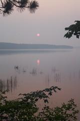 Sunrise on Lower Jo-Mary Lake