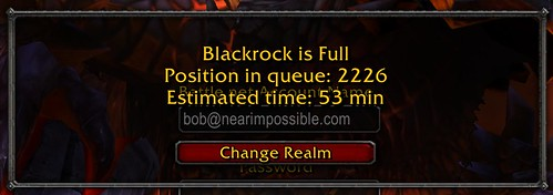 Oh *now* I remember what classic was like. #cataclysm #wow