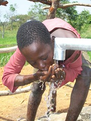 Can't get enough clean water