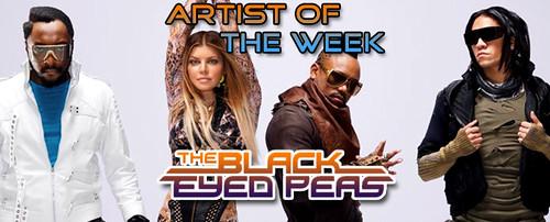 Artist Of The Week - Black Eyed Peas