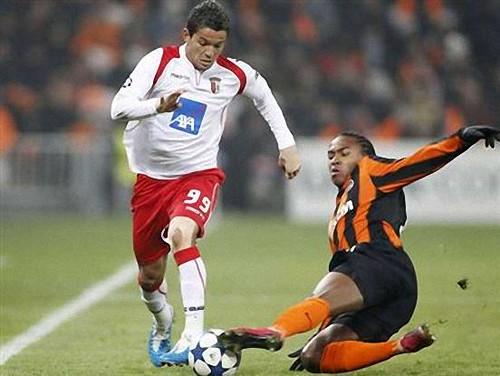 Shakhtar Donetsk SC Braga ©record