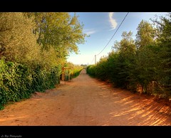 Meknes. (Le***Refs *PHOTOGRAPHIE*) Tags: light colors nikon perspective wideangle morocco maroc paysage hdr chemin lignes meknes d90 lerefs