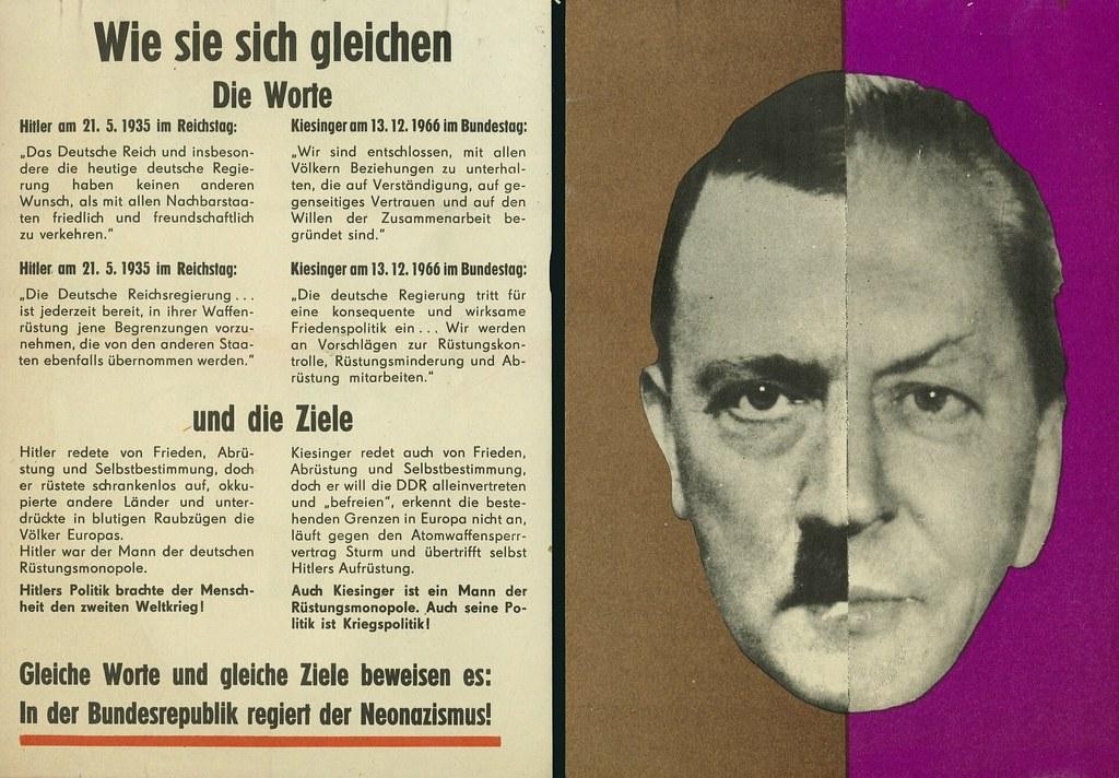 Wie Sie Gleichen, Die Worter, und die Ziele. (How They Compare, the Words and the Goals.)