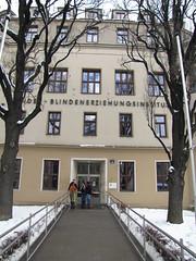 Pracovní výměna zkušeností v BBI ve Vídni, 7. a 8. 12. 2010