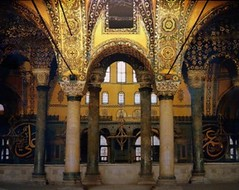 Hagia Sophia - Sancta Sophia - Aya Sofya - Ναός τῆς Ἁγίας τοῦ Θεοῦ Σοφίας - Istanbul, Turkey (Sir Francis Canker Photography ©) Tags: santa trip travel bridge blue sunset sea panorama tourism skyline architecture night turkey dark landscape asia europe exposure mediterranean mediterraneo view cathedral islam türkiye arts catedral landmark visit istanbul icon mosque tourist unesco bleu turquie most hour vista nocturna mezquita sophia turquia impressive strait bosphorus estrecho boğaziçi köprü marmara estambul moschea lucena brucke turchia ayasofya トルコ مسجد beylerbeyi ortaköy bosforo 土耳其 catedrale турция 터키 köprüsü イスタンブール 伊斯坦布尔 اسطنبول تركيا marmaray sirfranciscankerjones стамбул tz10 zs7 pacocabezalopez