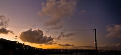 Coogee (simondownunder) Tags: city blue sunset sky sun clouds strand dark dusk sydney wolken australia hour australien exchange maroubra coogee uts beachwalk spaziergang coogeebeach yearabroad maroubrabeach tamronspaf1750mmf28xrdiiildasphericalif