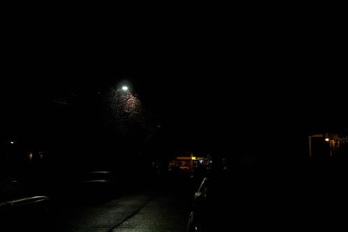 Night time light