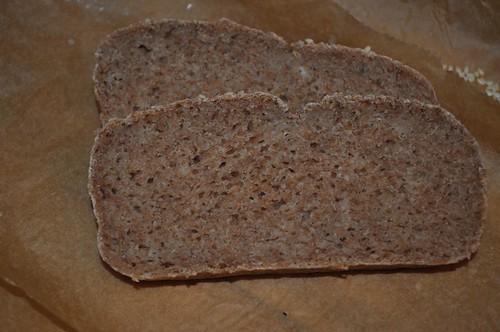 BBB  January 2011 - Hildegard's Spelt Bread