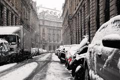 Paris by snow 10