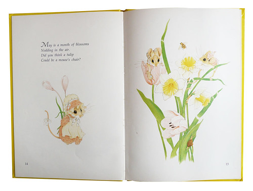 A Merry-Mouse Book of Months