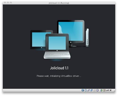 Jolicloud 1.1