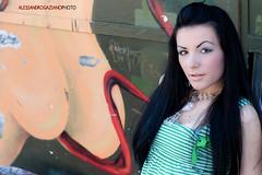 11.jpg (Alessandro Gaziano) Tags: graffiti occhi sguardo colori stazione bellezza ragazza alessandrogaziano heavycolors