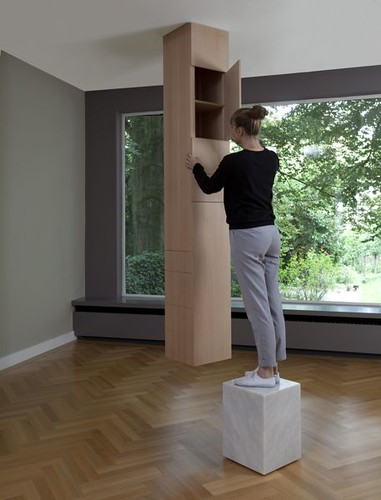 New inspiration: Minimalist Storage Cabinet by Sophie Mensen by New Inspiration Home Design