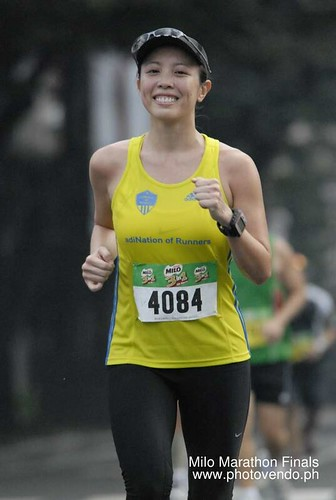 34th Milo Marathon Finals: Sunny Disposition