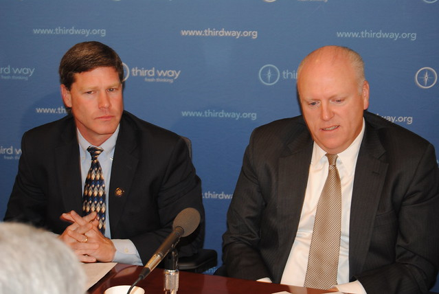 Inside Politics with Bill Schneider - Guests Congressmen Ron Kind (D-WI) amp Joe Crowley (D-NY) 121510 by Third Way