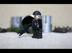 Tunnel Rat (Geoshift) Tags: lego military seal specialforces socom moc callofduty customlego modernwarfare legomilitary legocustom tinytactical