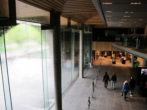 NGV water wall