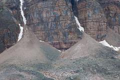 Talus Slopes of Sunburst Peak (Lee Rentz) Tags: mountain canada britishcolumbia northamerica slope assiniboine assiniboinepark canadianrockies mountainous bcparks mountassiniboineprovincialpark mountassiniboinepark sunburstpeak talux
