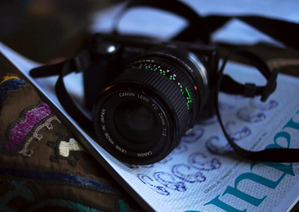 opinions on Canon FD mount 24 2 8 for NEX7: Sony Alpha / NEX E-mount