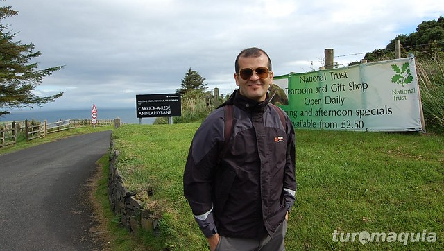 Trekking na Irlanda do Norte
