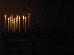meditazione (...fino alle Stelle!) Tags: light candles tuscany toscana carmen luce candele sgalgano stellina the4elements canong7