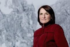 Kateřina Bauerová - žena v pozadí
