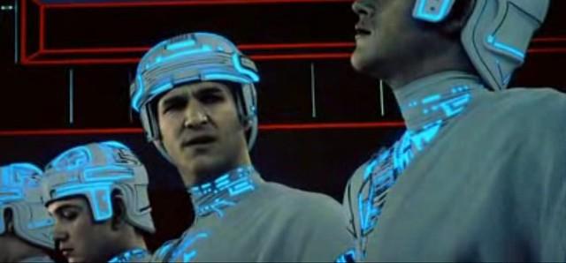 TRON 1982 Kevin Flynn