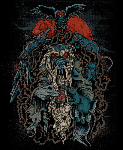 Nicodemus & The Rats of the Rosebush