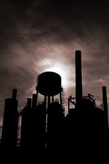 Industrial Sky (matthileo) Tags: birmingham industrial decay ghost alabama haunted haunting ghosts furnace sloss slossfurnace birminghamalabama slossfurnaces